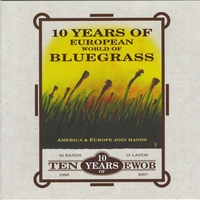 Various Artists | 10 Years of European World of Bluegrass