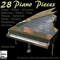 Bob Noble | 28 Piano Pieces, Vol. One