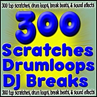 Royalty Free Music | 300 Scratches Drum Loops, Beats, Ringtones & DJ SFX