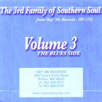 Various | The 3rd Family Of Southern Soul Volume 3 The Blues Side