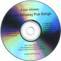 4 Irish Whiskey | 4 Irish Whiskey Pub Songs