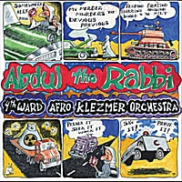 4th Ward Afro Klezmer Orchestra | Abdul the Rabbi 1
