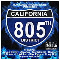 Various Artists | 805th District