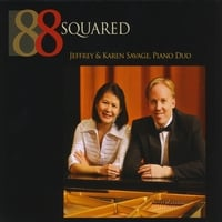 88 Squared, Karen Savage & Jeffrey Savage | 88 Squared