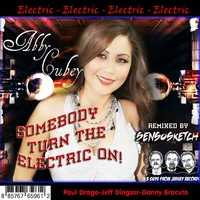 Abby Cubey | Somebody Turn The Electric On (Remix) [feat. Sensosketch]