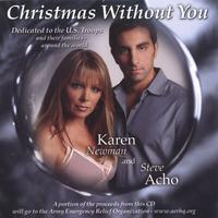 Karen Newman and Steve Acho | Christmas Without You