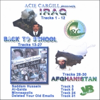 Acie Cargill | Iraq/Back To School