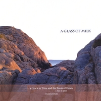 A Crack in Time and the Break of Dawn | A Glass of Milk