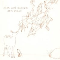 Adam and Darcie | Christmas
