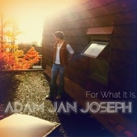 Adam Jan Joseph | For What It Is, Adam Jan Joseph