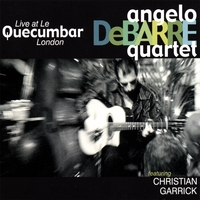 Angelo Debarre Quartet | Live at Le QuecumBar