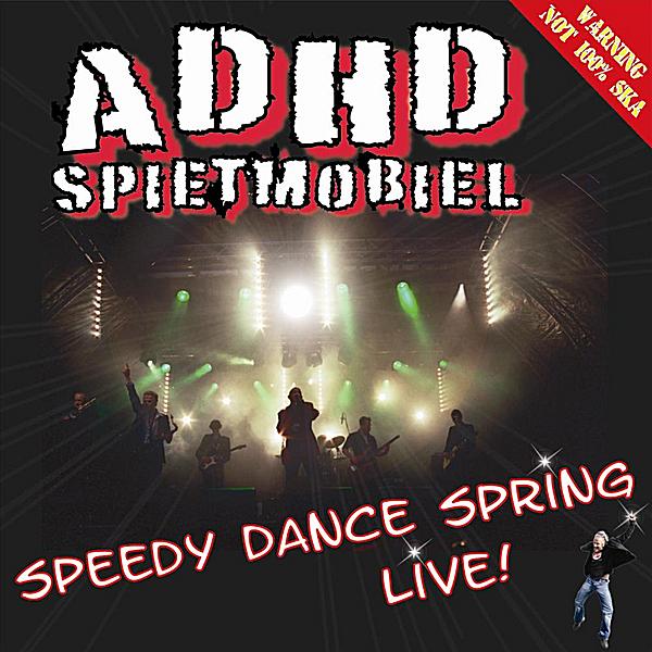 ADHD Spietmobiel - Speedy Dance Spring