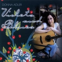 Donna Adler | Violets And Blues