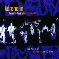 Adrenalin | Adrenalin 25 years
