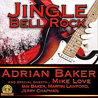 Adrian Baker | Jingle Bell Rock