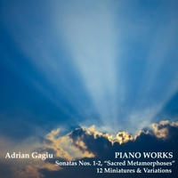 Adrian Gagiu | Piano Works