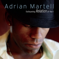 "Adrian Martell | Forthcoming ""Relation"" Lp, Pt. 1"