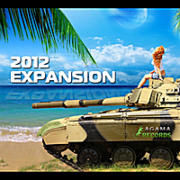 A.G.A.M.A | 2012 Expansion