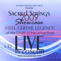 Del Ray Grace Sr. | 2009 Sacred Strings Showcase