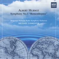 Albert Hurwit - Bulgarian National Radio Symphony Orchestra and Klezmer Band | Hurwit - Symphony No.1 Remembrance, Conductor Michael Lankester