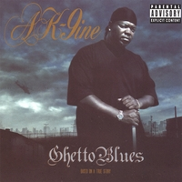 AK-9INE | GHETTO BLUES