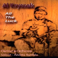 Al Kryszak | All The Luck (Clarinet & Orchestra)