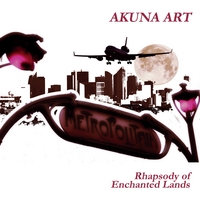 Akuna Art | Rhapsody of Enchanted Lands