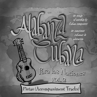 Various Artists | Alabanza Cubana, Vol. 2 (Pistas) [Accompaniment Tracks]