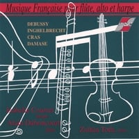Alain Duboncourt, flute / Isabelle Courret, harp | French Music for flute and harp
