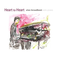 Alan Broadbent | Heart to Heart: Solo Piano