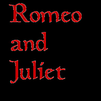 Alan Irvine | Romeo and Juliet
