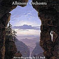 Albinoni Orchestra | Bach: Air On The G String, from Orchestral Suite in D Major, BWV 1068