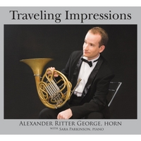 Alexander Ritter George | Traveling Impressions