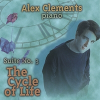 Alex Clements | Suite No. 3 The Cycle of Life