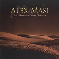 Alex Masi | Late Night At Desert's Rimrock