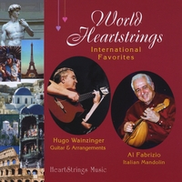 Al Fabrizio and Hugo Wainzinger | World Heartstrings