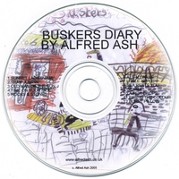 Alfred Ash | Buskers Diary