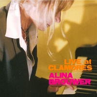 Alina Brouwer | LIVE at Clamores