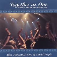 Together As One - Duets of Praise and Inspiration