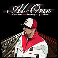 Al-One | Can't Stop (feat. Freeway & Dj Wicked)