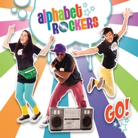 Alphabet Rockers | Go!