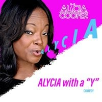 "Alycia Cooper ""Unchained"" CD"