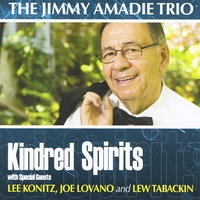 Jimmy Amadie Trio | Kindred Spirits