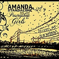 Amanda Standalone and The Pastry Shop Girls | Millions of Blackbirds