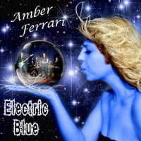 Amber Ferrari | Electric Blue