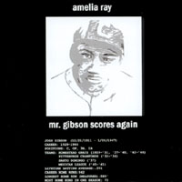 Amelia Ray | Mr. Gibson Scores Again