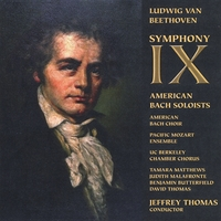 American Bach Soloists | Beethoven: Symphony No. 9 in D Minor, Op. 125