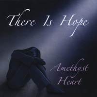 Amethyst Heart | There Is Hope
