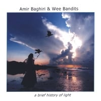 Amir Baghiri & Wee Bandits | a brief history of light