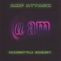 Amp Attack | Hardstyle Energy